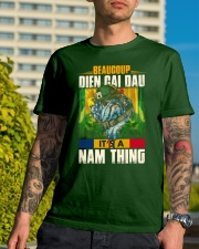 Beaucoup Dien Cai Dau Classic T-Shirt lifestyle-mens-crewneck-front-8
