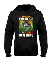 Beaucoup Dien Cai Dau Hooded Sweatshirt thumbnail