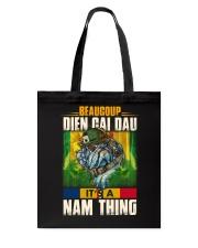 Beaucoup Dien Cai Dau Tote Bag thumbnail