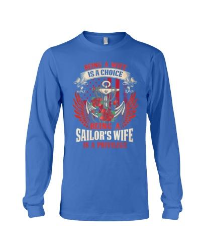 Sailor Wife Privilege