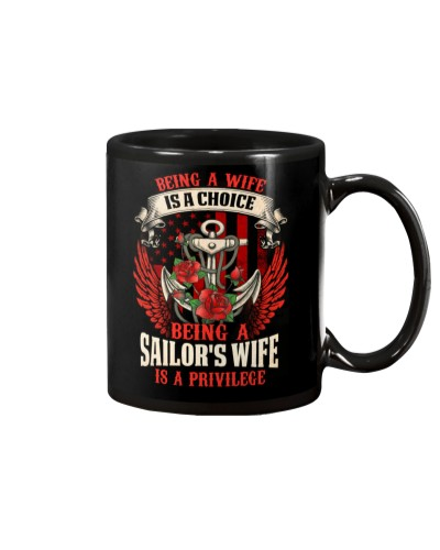 Sailor Wife Privilege
