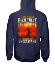 You've Never Been There Hooded Sweatshirt thumbnail