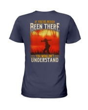 You've Never Been There Ladies T-Shirt thumbnail