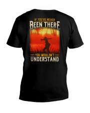 You've Never Been There V-Neck T-Shirt thumbnail