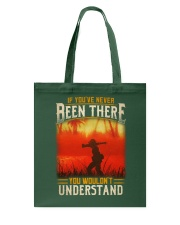 You've Never Been There Tote Bag thumbnail