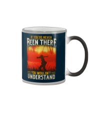 You've Never Been There Color Changing Mug thumbnail
