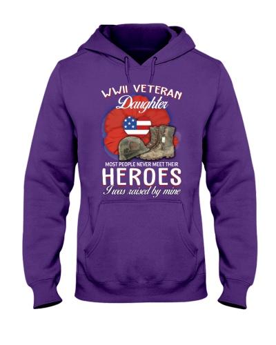 Hero WWII Veteran's Daughter