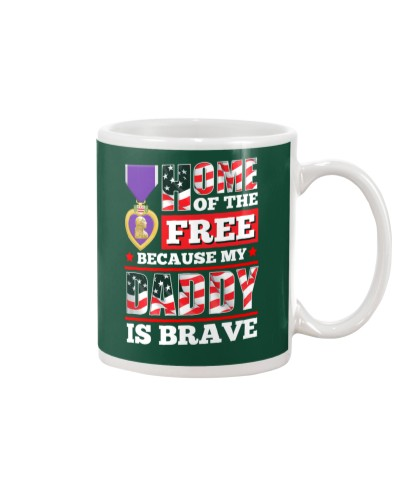 My Daddy Is Brave