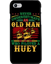 Piloted A Huey Phone Case thumbnail