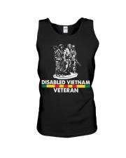 Disabled Vietnam Veteran Unisex Tank thumbnail