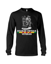 Disabled Vietnam Veteran Long Sleeve Tee thumbnail