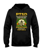 PTSD Hooded Sweatshirt thumbnail