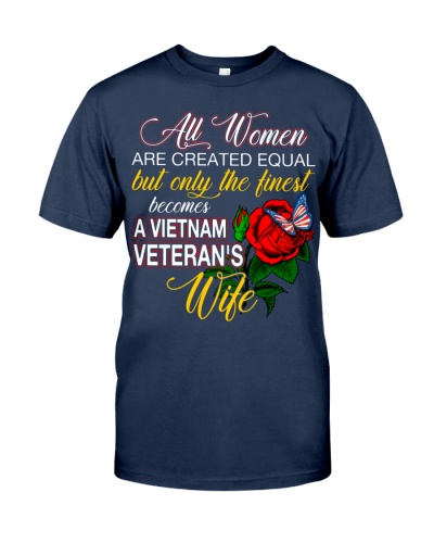 Finest Vietnam Veteran Wife