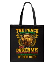 The Peace Tote Bag thumbnail