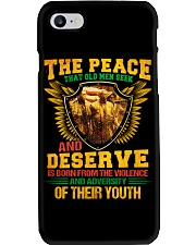 The Peace Phone Case thumbnail
