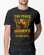 The Peace Classic T-Shirt lifestyle-mens-crewneck-front-13