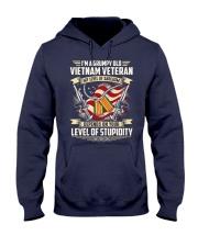 Grumpy Old Vietnam Vet Hooded Sweatshirt thumbnail