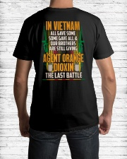 The Last Battle Classic T-Shirt lifestyle-mens-crewneck-back-1