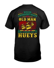 Jumped Out Of Hueys Classic T-Shirt back