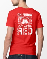 Wear RED Back Classic T-Shirt lifestyle-mens-crewneck-back-5