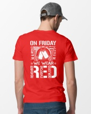 Wear RED Back Classic T-Shirt lifestyle-mens-crewneck-back-6