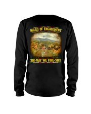 Rules Of Engagement Long Sleeve Tee thumbnail