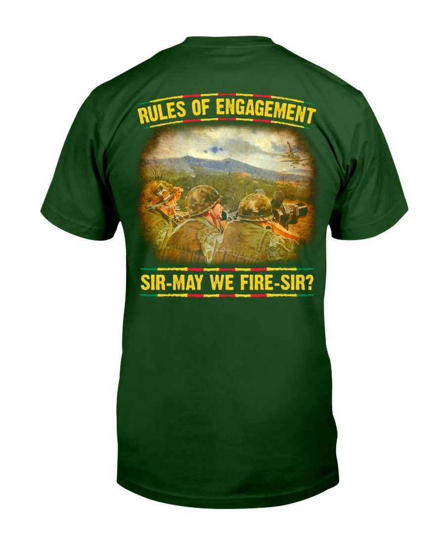 Rules Of Engagement Classic T-Shirt