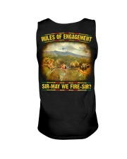 Rules Of Engagement Unisex Tank thumbnail