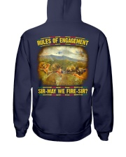 Rules Of Engagement Hooded Sweatshirt thumbnail