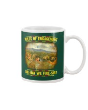 Rules Of Engagement Mug thumbnail