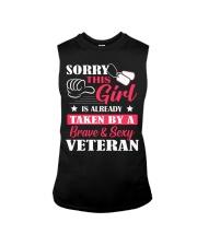 Brave And Sexy Veteran Sleeveless Tee thumbnail