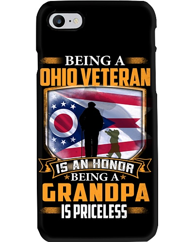 Grandpa Priceless Ohio Veteran