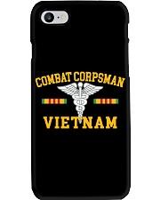 Combat Corpsman-Veteran Vietnam Phone Case thumbnail
