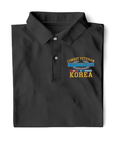 Combat Veteran Korea-CIB