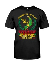 In Memory Of Classic T-Shirt front