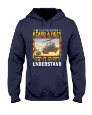 Never Understand Hooded Sweatshirt thumbnail