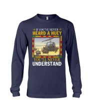 Never Understand Long Sleeve Tee thumbnail