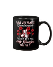 WWI Granddaughter Mug tile