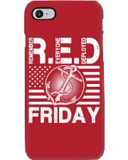 Red Friday Phone Case thumbnail