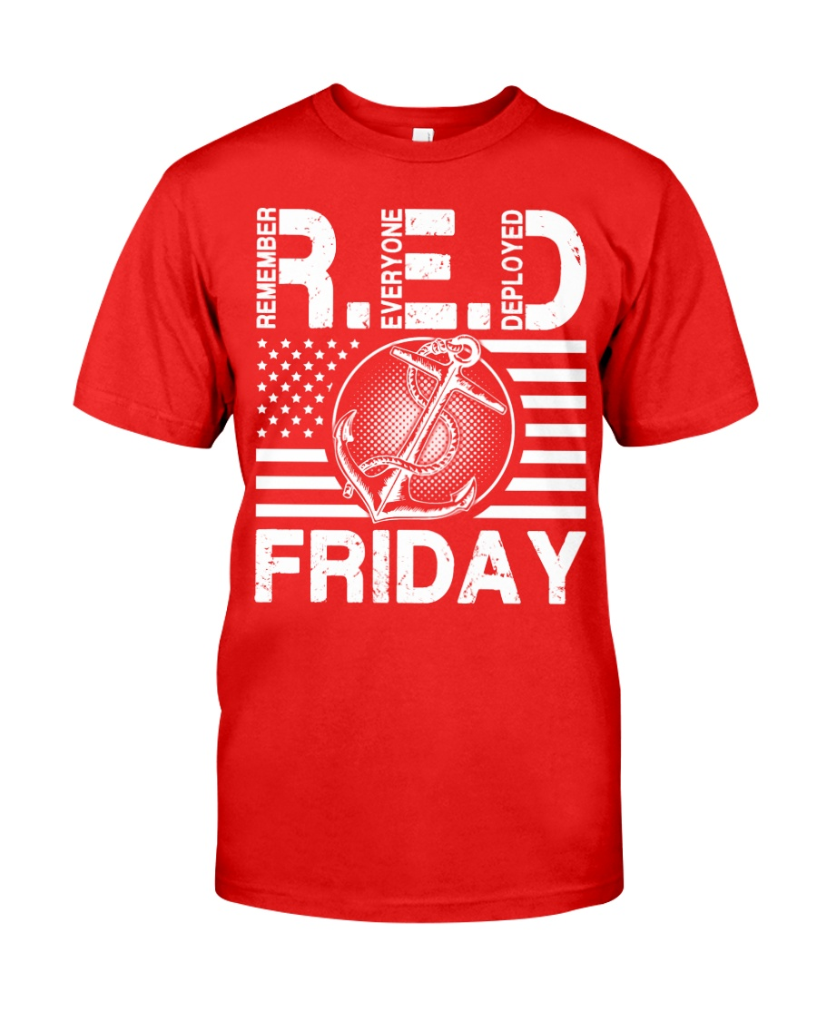 Red Friday Classic T-Shirt