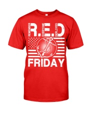 Red Friday Classic T-Shirt front