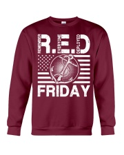 Red Friday Crewneck Sweatshirt thumbnail