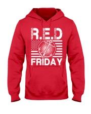 Red Friday Hooded Sweatshirt thumbnail