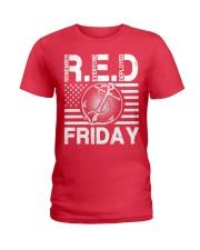 Red Friday Ladies T-Shirt thumbnail