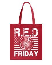 Red Friday Tote Bag thumbnail