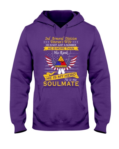 Veteran's Wife Soulmate 2nd Armored Div
