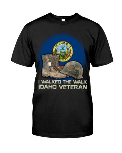 I Walked The Walk Idaho Veteran