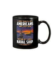 Naval Ship Mug tile