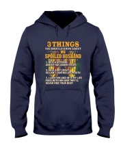 About My Husband Hooded Sweatshirt thumbnail