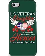 US Veteran Daughter-Heroes Phone Case thumbnail